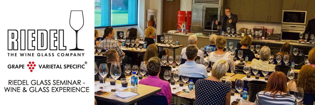 Riedel Wine Seminar